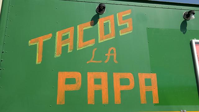 Tacos La Papa in Des Moines, Iowa