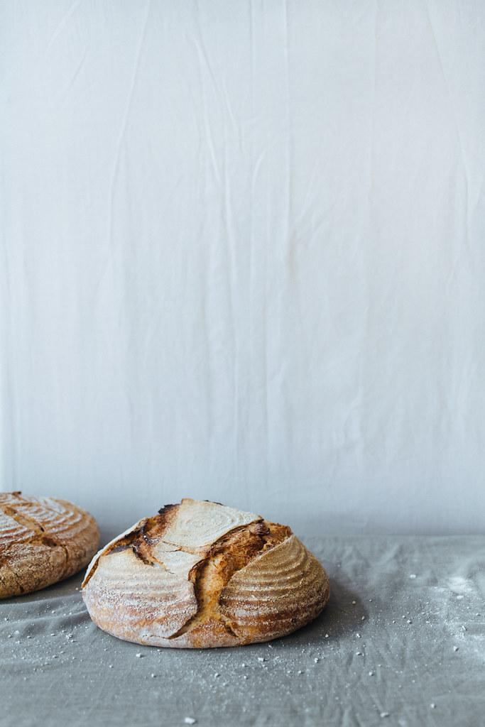 Pão de massa azeda