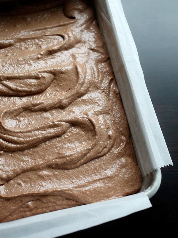 Snack Cake Batter