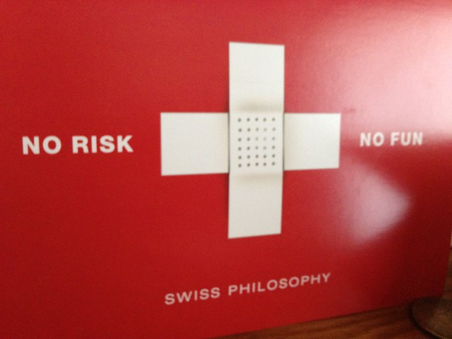 Suisse dangers prudence