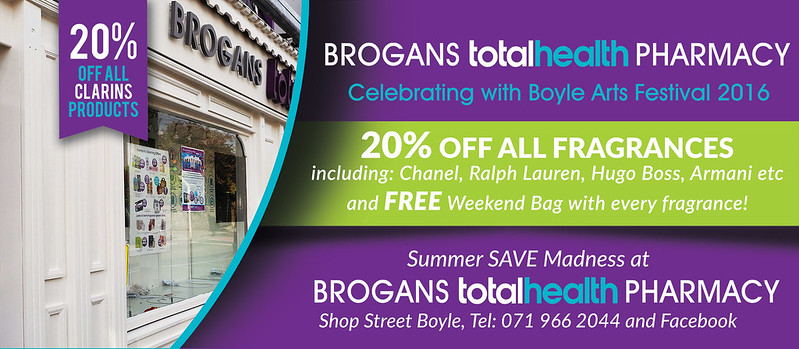 Brogans BAF 2016