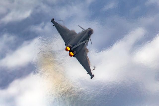 RAF Typhoon - RIAT 2016 - Royal International Air Tattoo, RAF Fairford