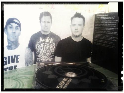 Blink-182 'Neighborhoods' Album.