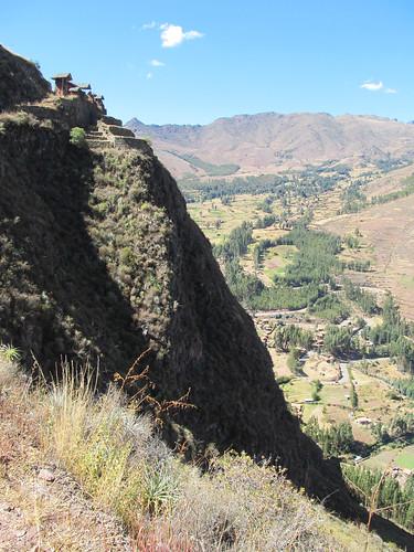 Pisac: il y a décidément des villages incas perchés partout
