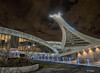 Un stade dans la nuit -- A stadium in the night by louyse voyage