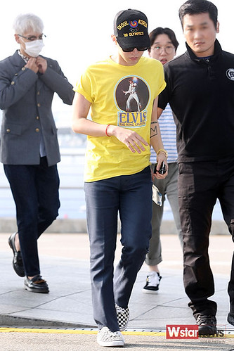 Big Bang - Incheon Airport - 07aug2015 - Wstarnews - 10