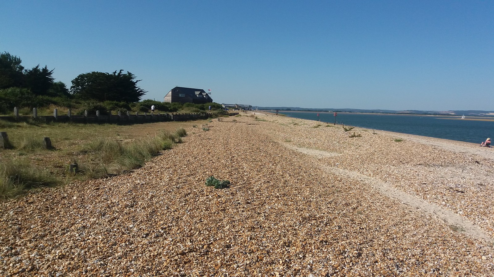 20160719_170726 Path around Sandy Point Nature Reserve towrds the RNLI station