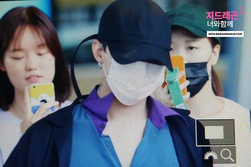 BIGBANG arrival Seoul ICN from Chengdu 2016-07-04 (24)