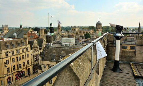 "Oxford, Inghilterra from the book ""The Great Gatsby (1925)"" by Francis Scott Fitzgerald"