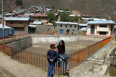 Locals in Laraos Image
