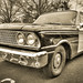 Ford Fairlane Police Defender 60's