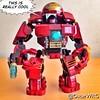 #LEGO_Galaxy_Patrol #LEGO #Hulkbuster #Armor #HulkbusterArmor #Avengers #AgeOfUltron #AoU #Marvel #LEGOmarvel #IronMan #MK43 @lego_group @lego @Marvel @Disney