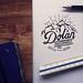 Pequeño adelanto del logotipo para DOLAN.