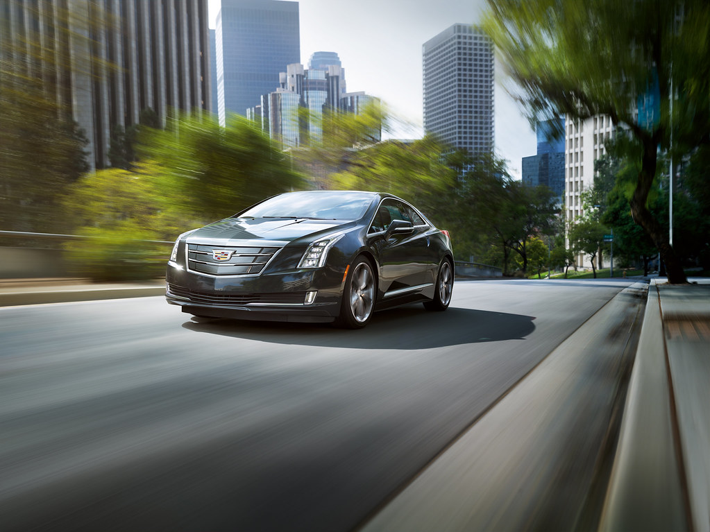 2016 Cadillac ELR advances with more power, tech