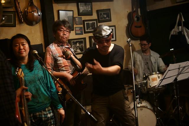 Apollo blues session, Tokyo, 16 Apr 2015. 296