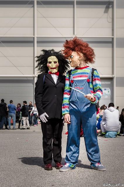 Coppia spaventosa / creepy couple | flickr - photo sharing!