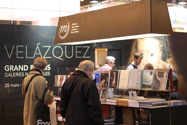 Réunion des Musées nationaux (RMN) - Salon du Livre de Paris 2015
