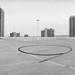 Atop a Parking Garage, Las Vegas by austin granger