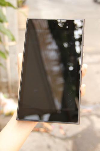 Asus Memopad 7 Tablet xinh xắn cho phái đẹp