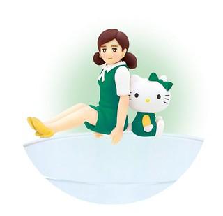 夢幻競演的「杯緣子 × HELLO KITTY 盒玩」推出地區限定版!~