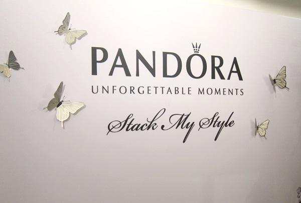 不可抵禦的魅力 PANDORA  2015 春季系列