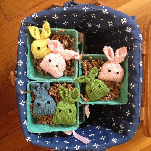 Flopsy, Mopsy, Cotton-tail - Easter 2015