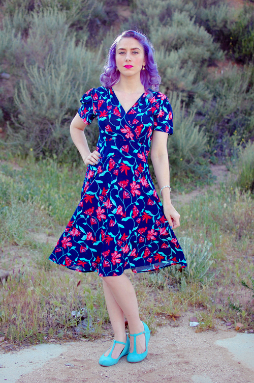 Karina Dresses Megan