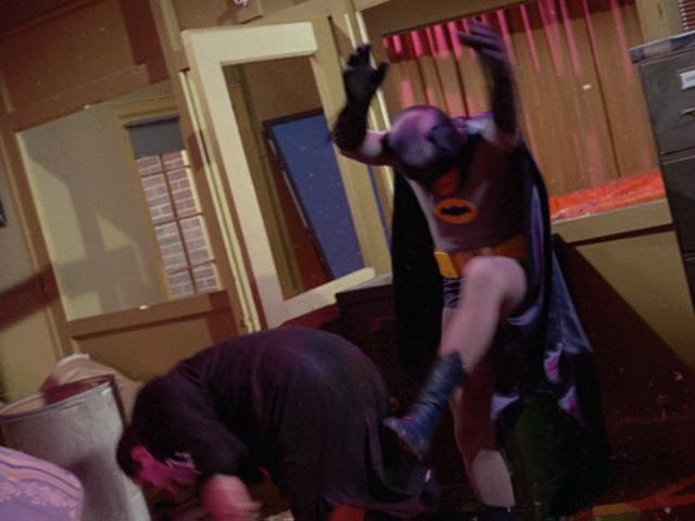 batman the catwoman goeth