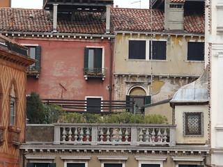 Gartens Glanz aus winzigen Gestirnen in Venedig 00499