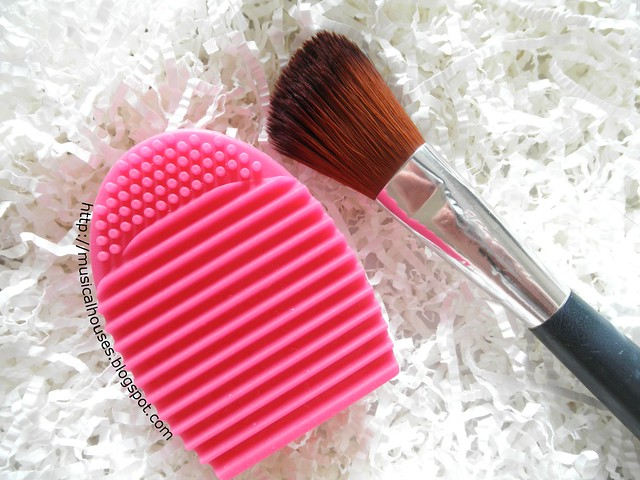 Brush Egg Dupe Daiso Egg Laundry Board After