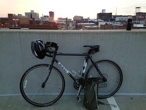 Springfield Sunrise Coffee & Bicycle Club