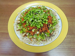 Chilled Somen Salad