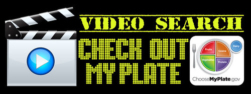 Check Out MyPlate Video Search graphic