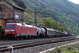 D DBS 152 012-1 Kaub 26-04-2014