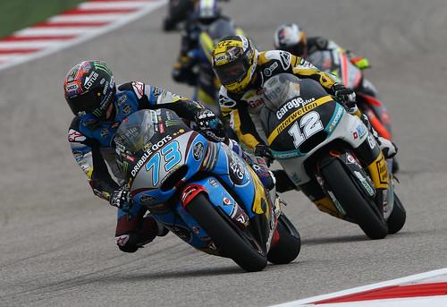Álex Márquez Austin MotoGP 2015