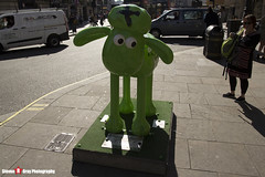 THE GRUFFALO SHAUN No.06 - Shaun The Sheep - Shaun in the City - London - 150423 - Steven Gray - IMG_0122
