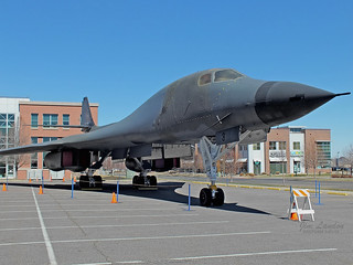 Rockwell B-1A Enhanced