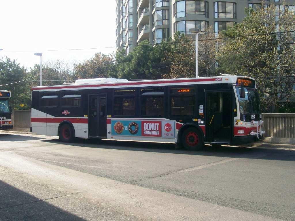 TTC 2012 Orion VII #8364
