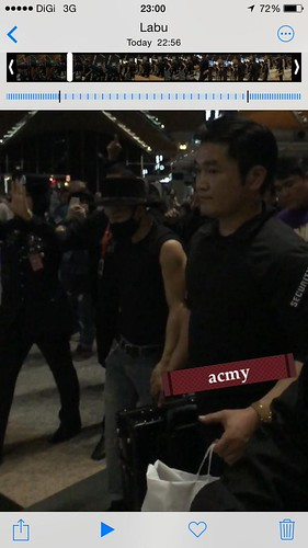 Tae Yang - Malaysia Airport - 06feb2015 - acmy - 01