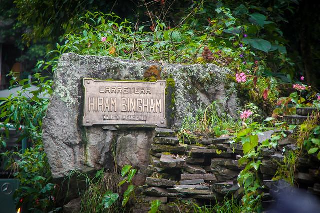 Carretera Hiram Bingham