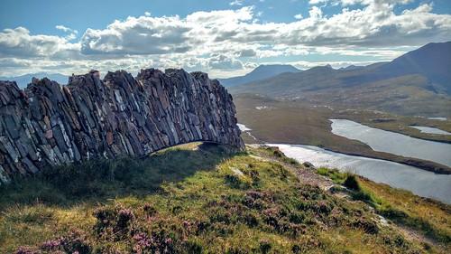 Knockan Crag National Nature Reserve