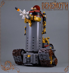 The Behemoth - front