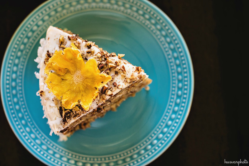 hummingbird cake and pineapple flowers tips #choosesmart