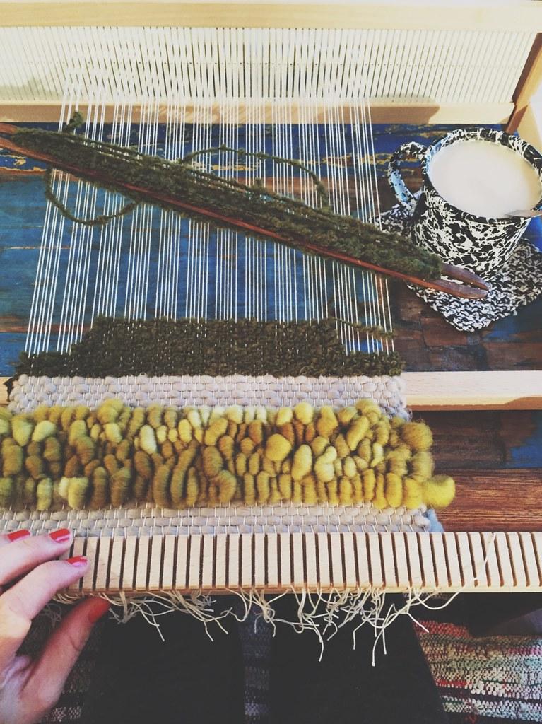 atelier tissage toulouse Paris