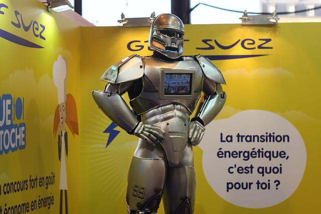 GDF Suez - Salon du Livre de Paris 2015