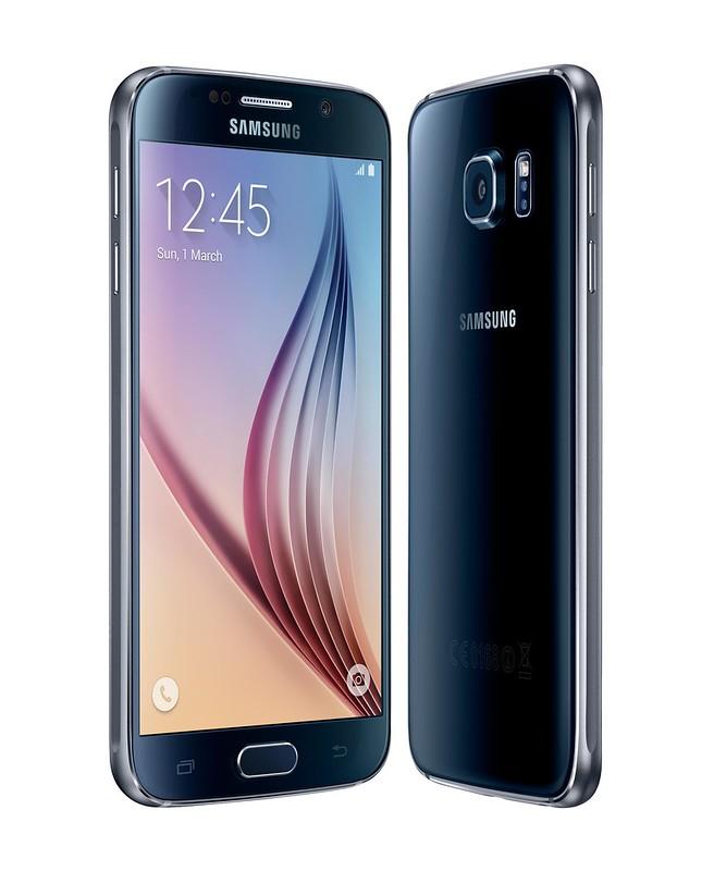 Samsung Galaxy S6 4G+ - Black Sapphire
