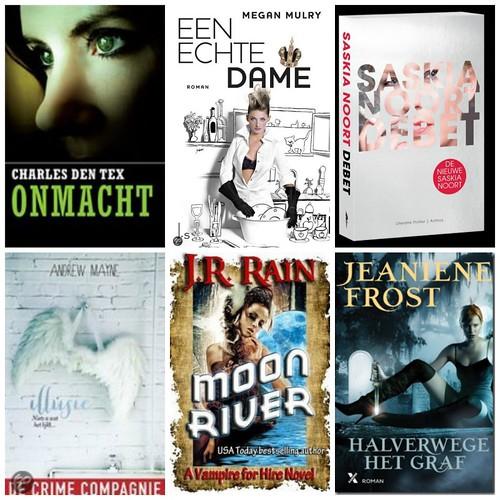 Gelezen boeken februari 2014
