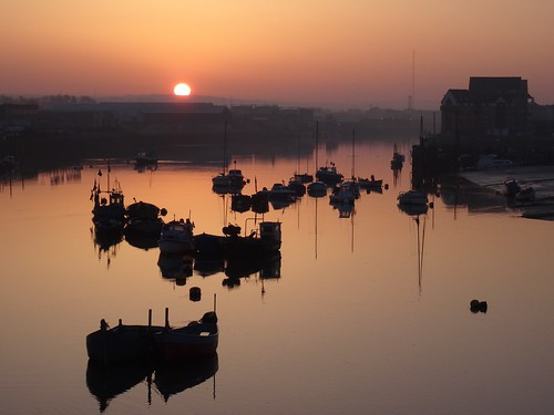 River Adur Sunrise