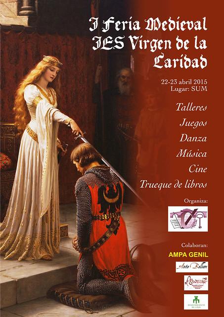 I Feria medieval IES Virgen de la Caridad