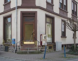 Bäckerei, geschlossen seit ca. 1980